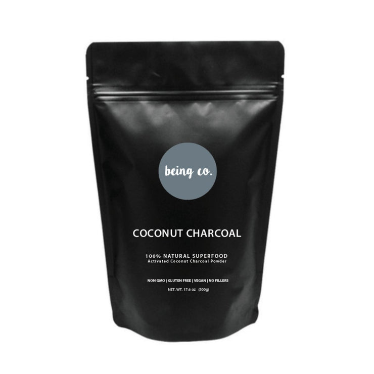 BULK ACTIVATED COCONUT CHARCOAL POWDER * - Being Co.