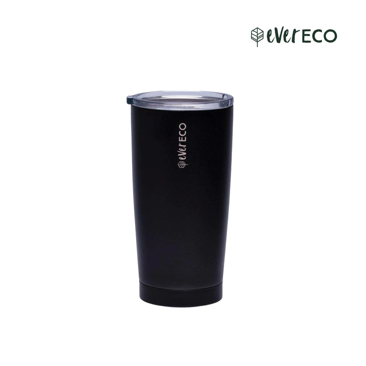Ever Eco Insulated Tumbler - 592ML Black - Being Co.