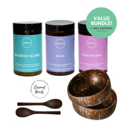 Feel Good Bundle - Being Co.