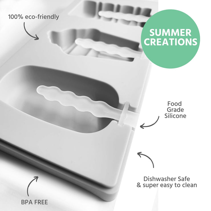 MINI SUMMER ICE CREAM MOULDS - Being Co.