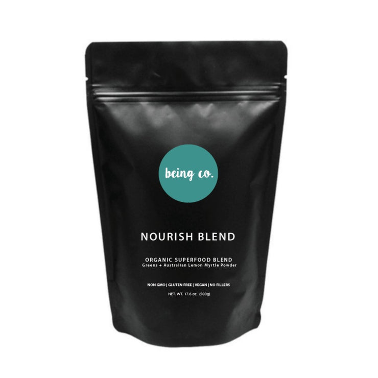 Nourish Powder Blend - 100% Australian - Being Co.
