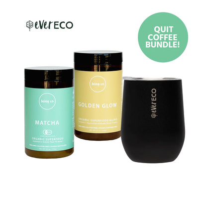 Quit Coffee Bundle - Being Co.