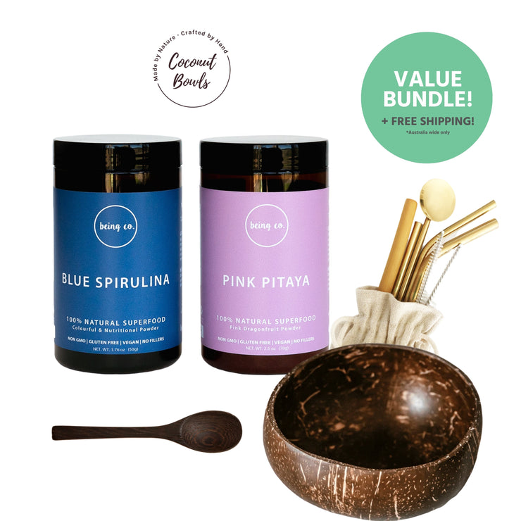 Starter Smoothie Bundle - Being Co.