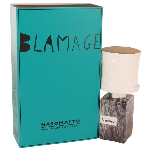 Nasomatto Blamage by Nasomatto Extrait de parfum (Pure Perfume) 1 oz for Women