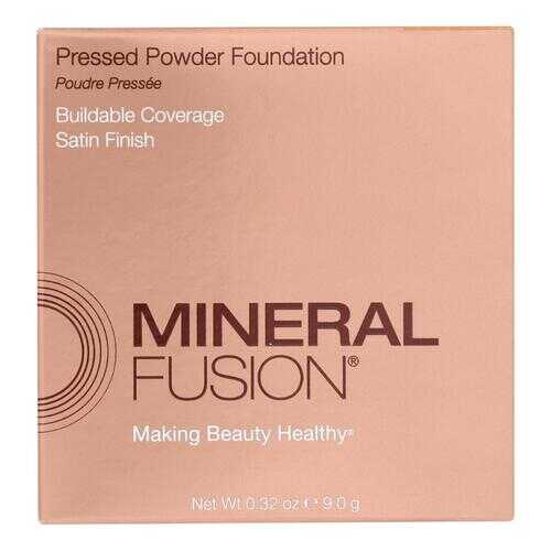Olive 3 Mineral Fusion - Pressed Powder Foundation - 0.32 oz.