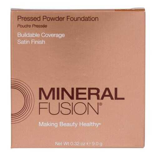 Olive 4 Mineral Fusion - Pressed Powder Foundation -  0.32 oz.