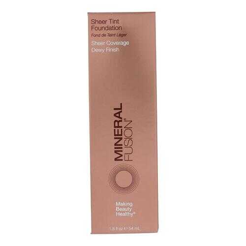 Neutral Mineral Fusion - Sheer Tint Mineral Foundation -  1.8 oz.