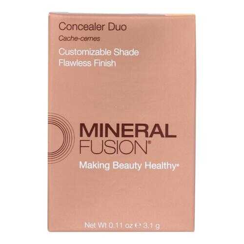 Warm Mineral Fusion - Concealer Duo  - 0.11 oz.