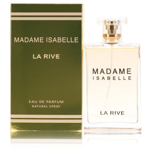 Madame Isabelle by La Rive Eau De Parfum Spray 3.0 oz for Women