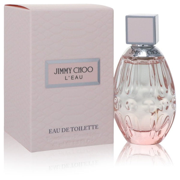 Jimmy Choo L'eau Eau De Toilette Spray 1.3 oz for Women Fragrance