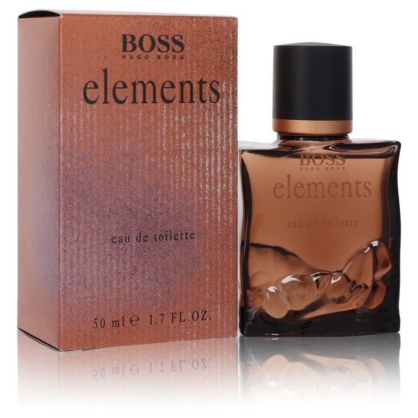 ELEMENTS by Hugo Boss Eau De Toilette 1.7 oz for Men