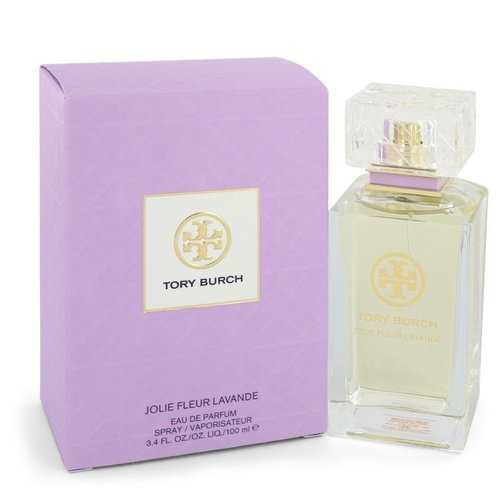 Tory Burch Jolie Fleur Lavande by Tory Burch Eau De Parfum Spray 3.4 oz (Women)