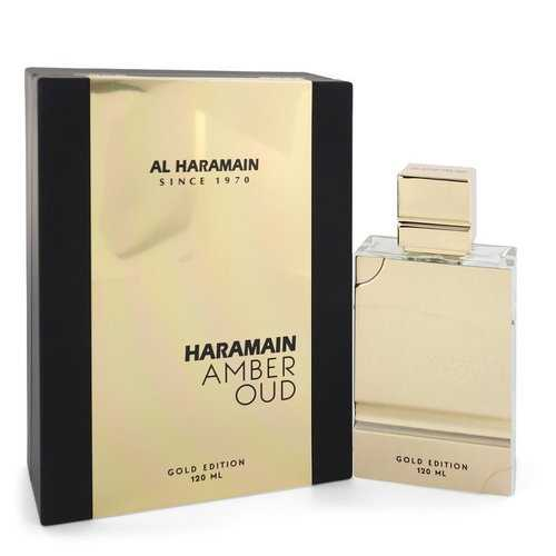 Al Haramain Amber Oud Gold Edition by Al Haramain Eau De Parfum Spray (Unisex) 2 oz (Women)