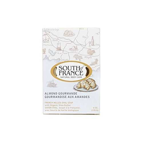 South of France Almond Bar Soap (1x6 OZ)