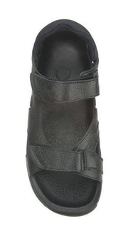 Sidewinder Sandal in Black Women Z-CoiL