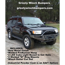 Load image into Gallery viewer, 2000 Toyota 4 Runner Grizzly Winch Bumper grizzlywinchbumpers.com