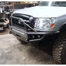 Load image into Gallery viewer, 2005-2011 Toyota Tacoma Custom USA Front Winch Plate Hybrid Tubing Bumper- Welded -(Non-Winch Model Available)  PRECISION WELDED MODEL - USA Metal! High Quality! USA!