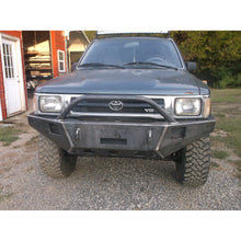 Load image into Gallery viewer, 1990-1991 Toyota 4 Runner Custom USA Front Winch Plate Bumper - (Non-Winch Model Available) PRECISION WELDED MODEL - USA Metal! Extra Heavy Duty! Grizzly High Quality! USA!