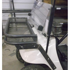 Grizzly Metalworks EZGO Front Sporting Clays Basket works with Fold Down Windshield