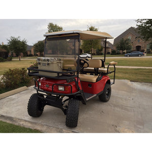 EZGO Express S4 Front Clays Rack
