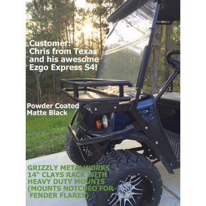 Grizzly Metalworks EZGO Express S4 Front Clays Basket