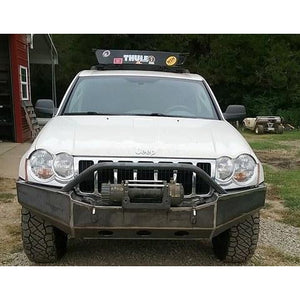 jeep grand cherokee wk front winch bumper