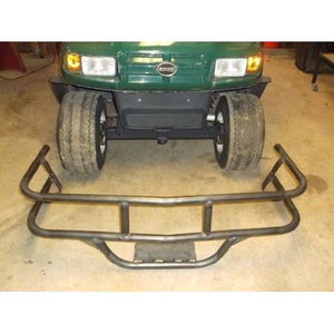 Grizzly Metalworks ST Golf Cart Winch Plate Brush Guard