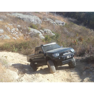 Grizzly Winch Bumpers Toyota Tacoma Winch Bumper  grizzlywinchbumpers.com