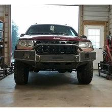 Load image into Gallery viewer, Grizzly Winch Bumpers Jeep Grand Cherokee WJ Winch Bumper grizzlywinchbumpers.com