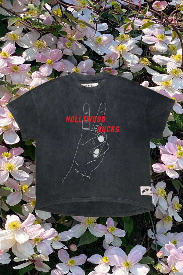 HOLLYWOOD SUCKS TEE - DAY 3