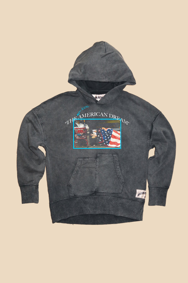THE REAL AMERICAN DREAM HOODY