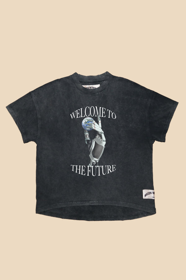 WELCOME TO THE FUTURE TEE