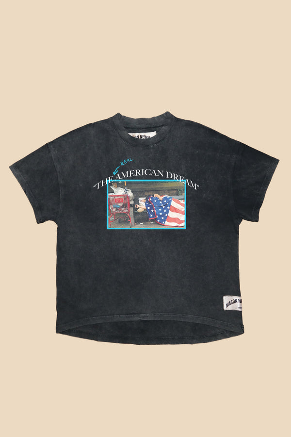 THE REAL AMERICAN DREAM TEE