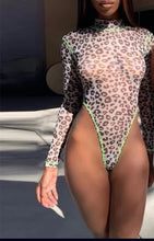 "Load image into Gallery viewer, ""Animal Print Sensation""  (Bodysuit)"