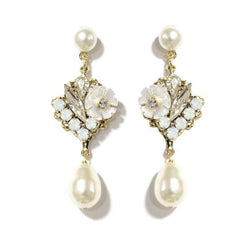 Earrings 12672