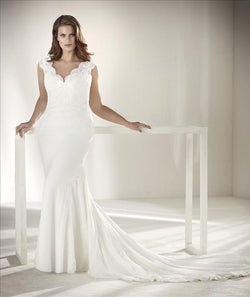 Drusila Plus Pronovias