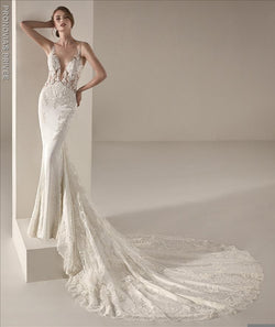 Ileas Pronovias Wedding Dress