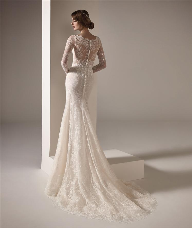 Pronovias Malala bridal gown