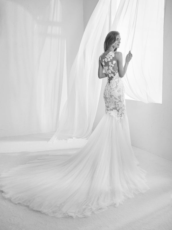 Raen Pronovias Atelier Illusion