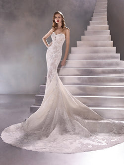 Suncircle  best wedding dress Pronovias Atelier