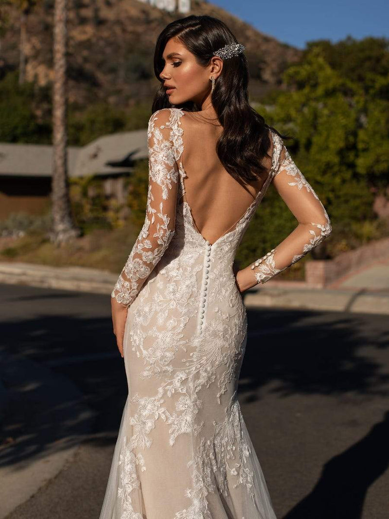 Pronovias REMICK CC2021 open back