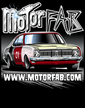 Load image into Gallery viewer, Motor Fab Monaro Hooded Jumper