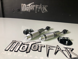 Strange billet adjustable shocks