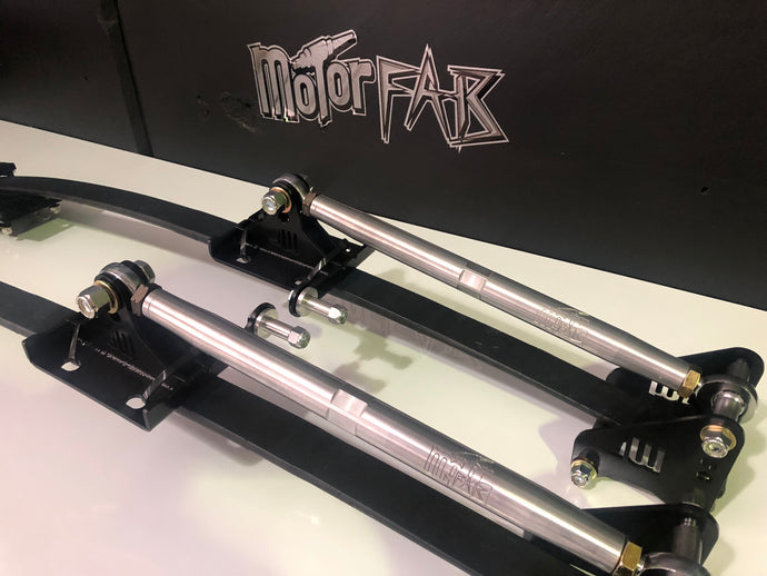 Motor Fab rear suspension kit to suit HR, HD Holden.