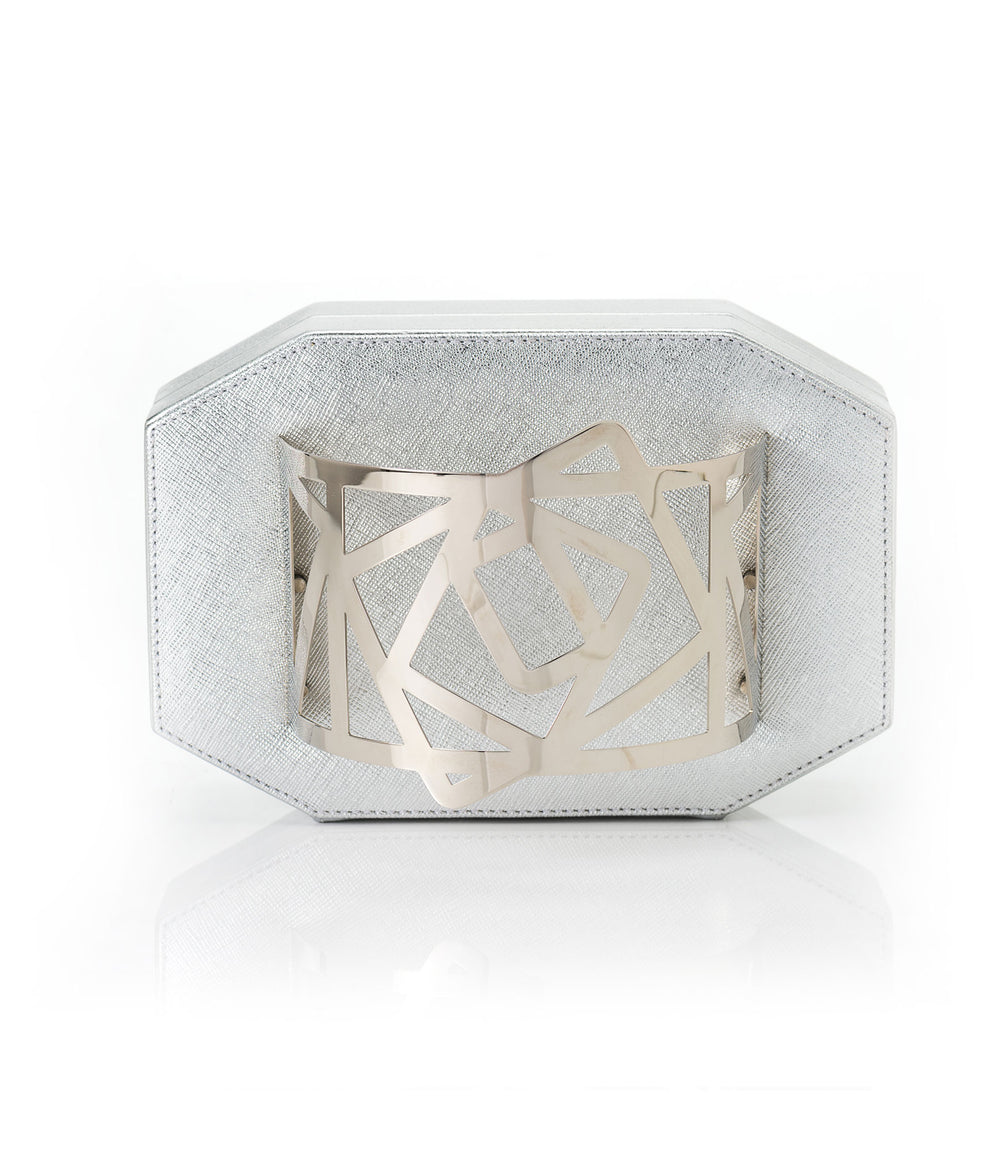 ROSE CUFFBOX - metallic