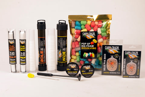 Carp Craze 'Deluxe' Bundle