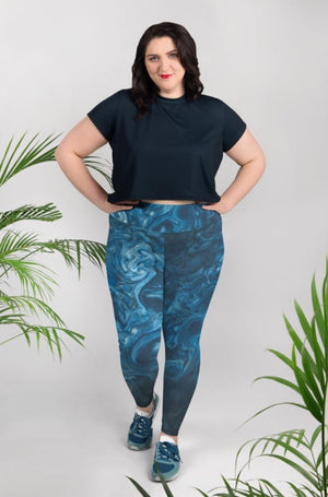 Jupiter Rising Plus Size Leggings