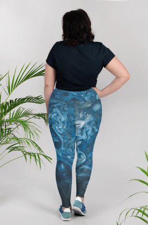Load image into Gallery viewer, Jupiter Rising Plus Size Leggings