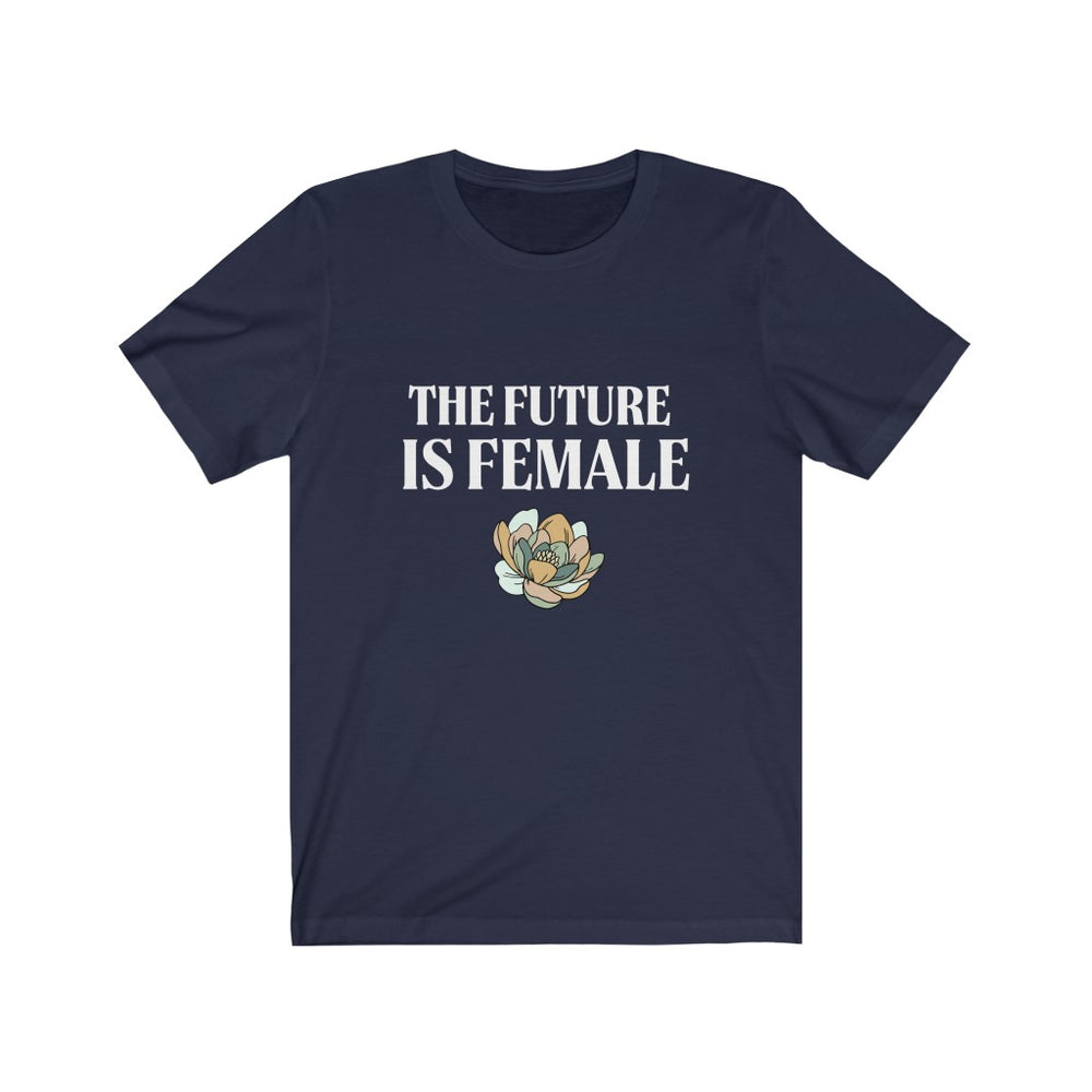 The Future is Female Boyfriend Fit 100% Cotton Tee