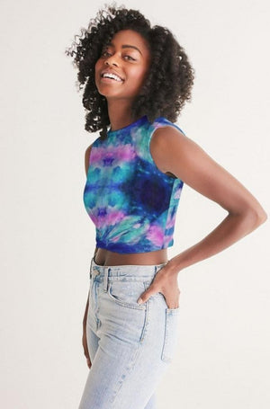 Butterfly Effect Twist-Front Tank